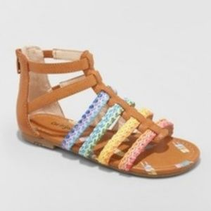 Cat & Jack | Toddlers Gladiator Sandals | NWT